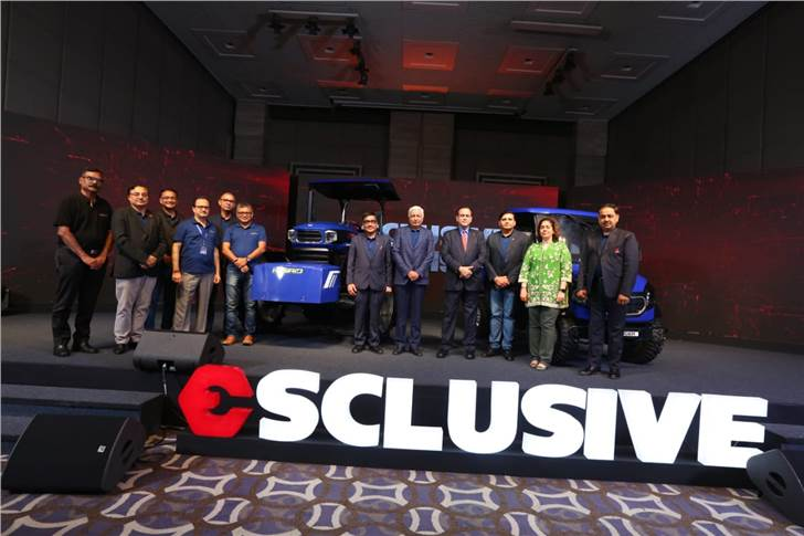 Escorts' leadership team at the company's innovation platform called 'Esclusive 2019'.