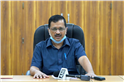 """Arvind Kejriwal: """"We have to take this policy at a larger level and have to make it a public initiative by understanding our responsibility towards reducing our individual carbon footprint."""""""