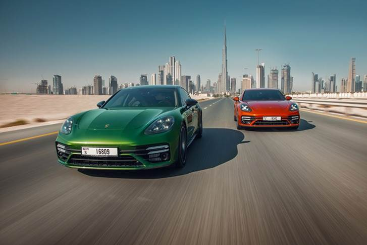 Porsche says the latest Panamera has been well received with an order bank that is five times larger than in Q1-2020.