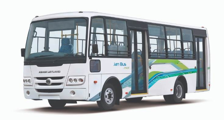 This performance has also seen the company increase its M&HCV (buses) market share in India to 44.86% from 41.47% a year ago.