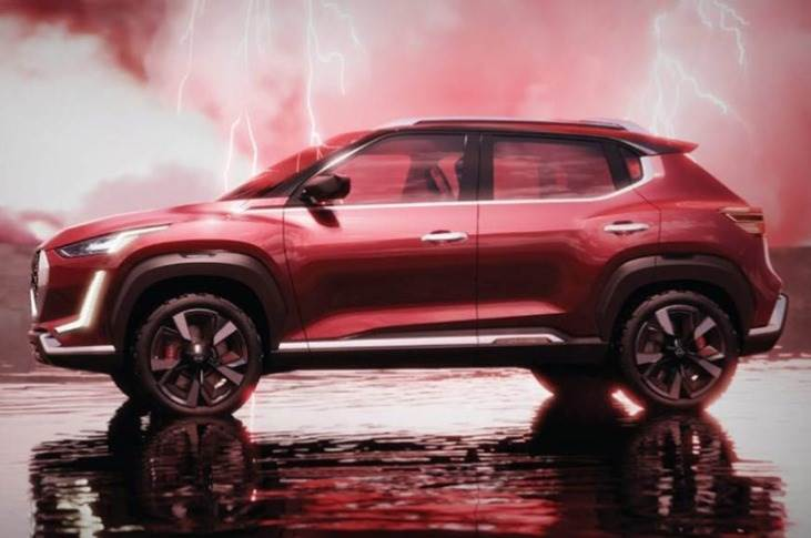 The Magnite will get four engine-and-gearbox options including a 72hp, 1.0L, 3-cyl petrol engine (with MT and AMT gearbox options) and a near-95hp,1.0L 3-cyl, turbo-petrol motor with manual and CVT options.