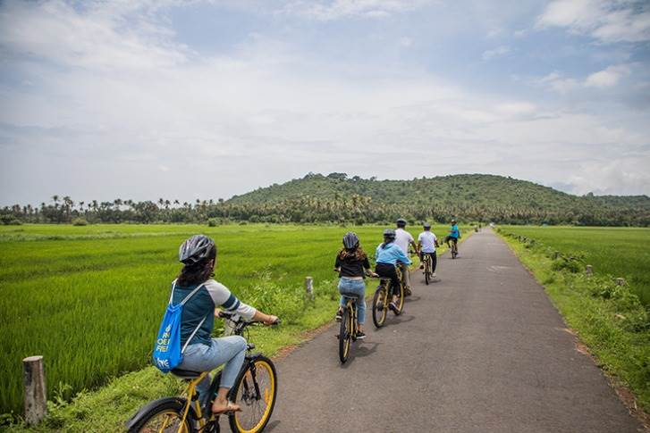 BLive provides tours across 15 locations with its fleet of over 200 e-bicycles.