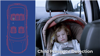 In addition to worldwide radio compliance, Vayyar's in-cabin 4D imaging radar meets Euro NCAP's 2023 Child Presence Detection (CPD) and Seat Belt Reminder (SBR) requirements