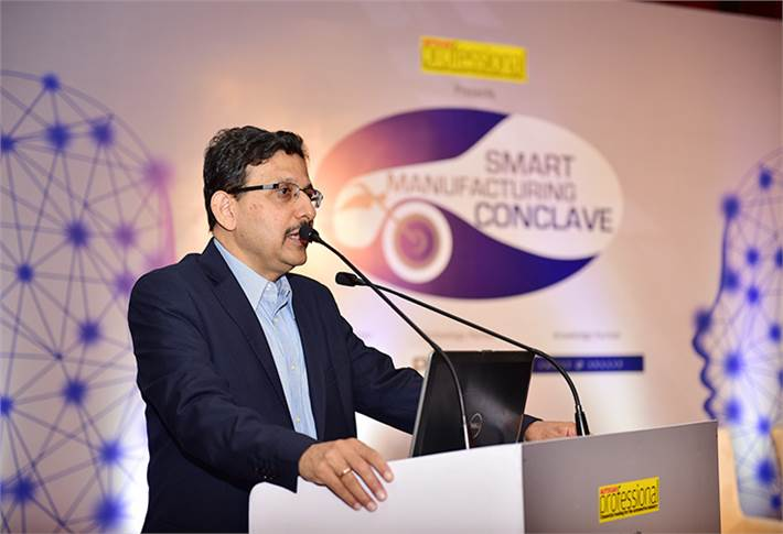 """Dr Arvind Bharadwaj, Chief Technology Officer, Farm Equipment Sector, Mahindra & Mahindra: """"These are difficult times for the mobility industry but being an optimist I would say this is a blip."""""""