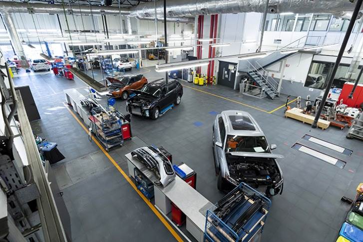 SEAT has invested over 30 million euros (Rs 250 crore) in a pioneering southern Europe powertrain test centre