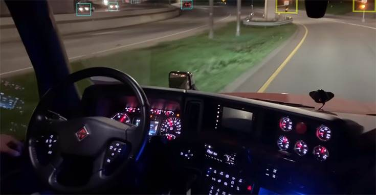 The truck, which only stopped for mandated breaks, was equipped with Plus.ai's advanced autonomous driving system which utilises multimodal sensor fusion, deep learning visual algorithms, and simultaneous location and mapping (SLAM) technologies.
