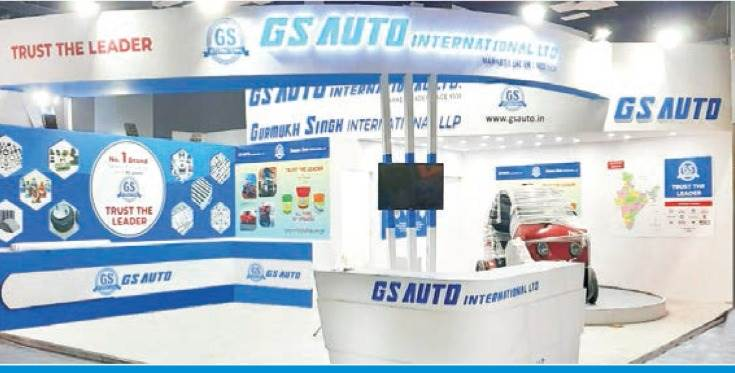 GS Auto had displayed its range of suspension and fastening components at the Auto Expo 2020 last month.