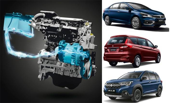 63,493 petrol Smart Hybrid variants of the Ciaz, Ertiga and XL6 made between January 1, 2019 and November 21 are to be inspected due to a possible fault with the Motor Generator Unit, manufactured by an overseas global parts supplier.