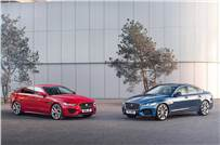 The Jaguar XE and XF are expected to sustain improvement in sales.