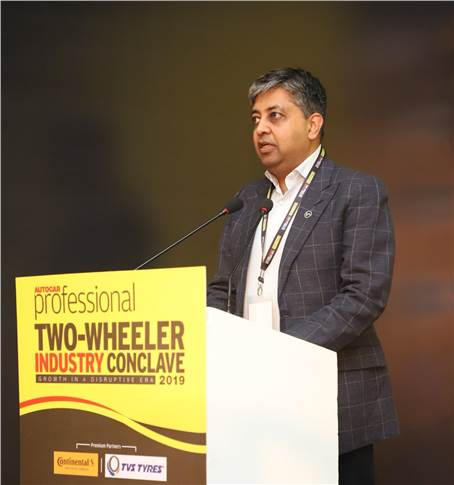 "Naveen Munjal,  MD, Hero Eco Group: ""The government should also look at battery efficiency rather than considering only the battery size."""