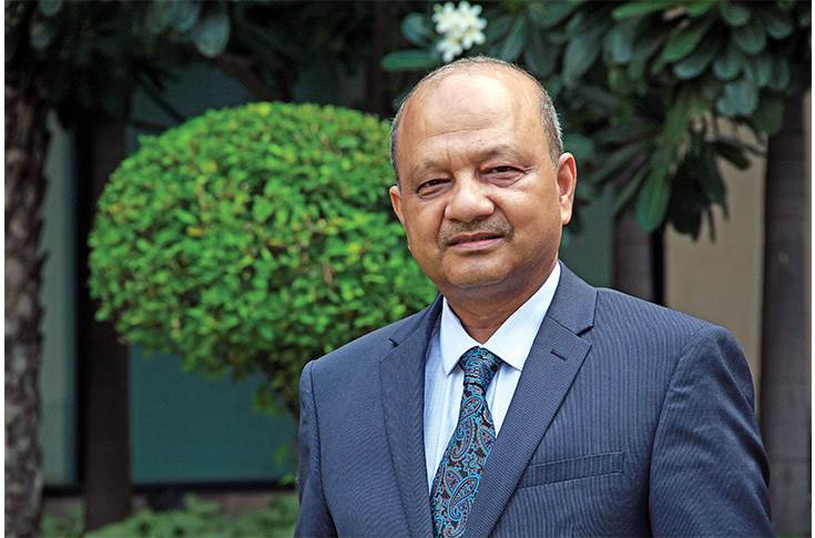 "Vinod Aggarwal, MD and CEO, VECV: ""Currently, our focus area is heavy-duty trucks where the growth is maximum for us."""