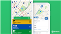 Transit, a company that built a mobile app designed to help people live and travel around cities without using cars.