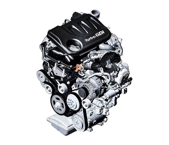 New 120hp, 1.0-litre turbocharged engine mated to a 6-speed manual. The turbo-petrol can also be had with a 7-speed DCT automatic.