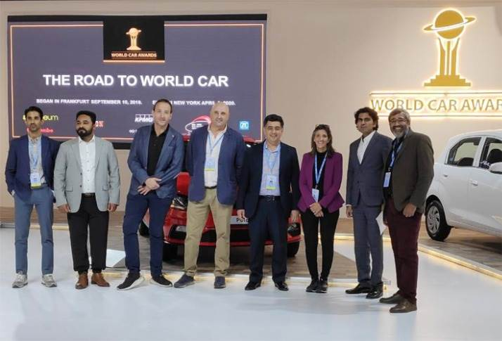 The launch of the World Car Finals live from Auto Expo 2020 is a first for the World Car Awards. The six World Car jurors from India including Autocar India's Hormazd Sorabjee and Autocar Show's Renuka Kirpalani were on hand to make the announcement, at a press conference on the opening day of the show.