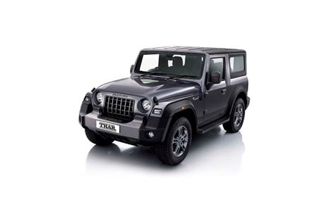 Mahindra Thar gets over 50,000 bookings