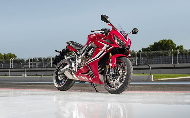 The CBR650R costs Rs 888,000 ex-showroom, Gurgaon.