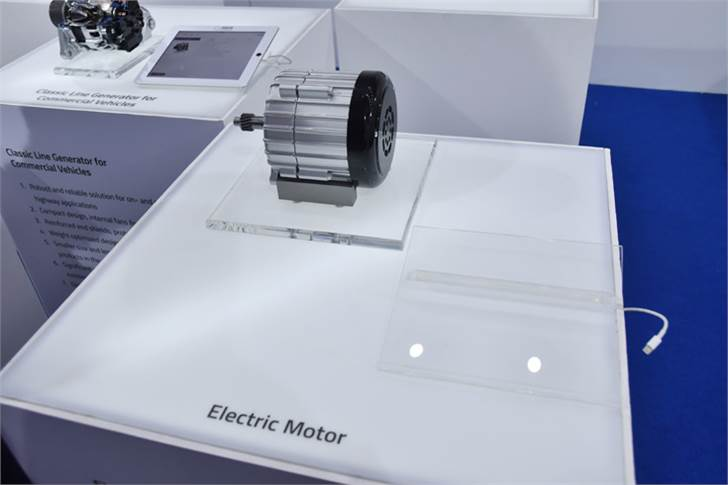 New electric motor has been jointly developed by SEG Automotive