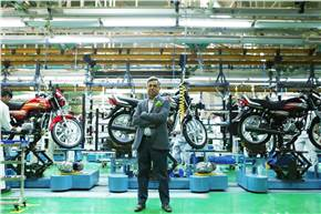 File photo of Dr. Pawan Munjal, Chairman, Hero MotoCorp. At 11.6 million units per annum, the company has the highest manufacturing capacity in its segment in India.