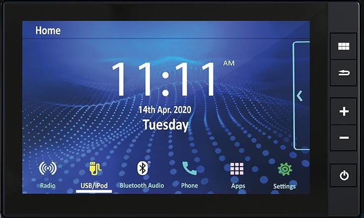 New City gets updated Digipad 2.0 infotainment system, which now comes with an 8-inch touchscreen as standard across variants.