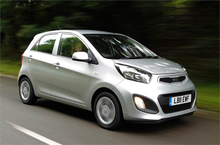 ...and it would take a keen eye to tell it apart from the original Kia Picanto