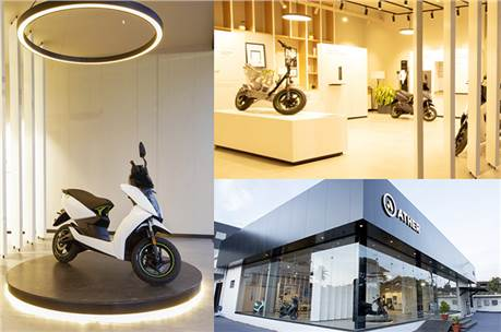 Ather Energy guns for sales in Tamil Nadu, opens showroom in Coimbatore
