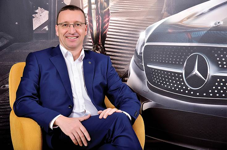 Martin Schwenk: 'Our new retail strategy is a huge paradigm shift and a very good model for the premium segment.'