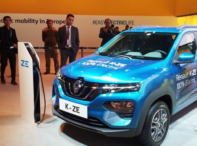 Renault has plans to assemble the electric hatchback in India, with a launch likely in the next couple of years.