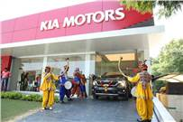 Kia Motors India has targeted 14.5% increase in domestic sales volumes from nearly 138,000 units in 2020 to 158,000 units in 2021. Exports are pegged to almost double from 39,000 units to 78,000 units