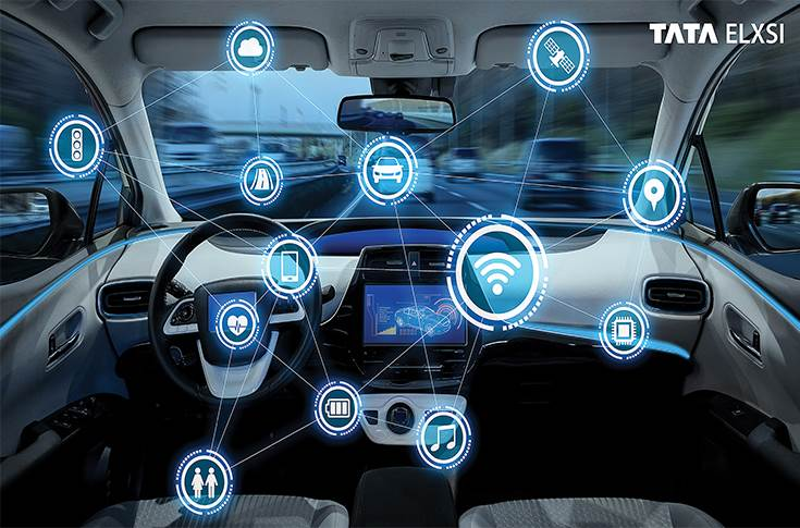 In-vehicle connectivity is about facilitating telematics, infotainment, navigation services, vehicle management, ADAS and autonomous driving, among other services.