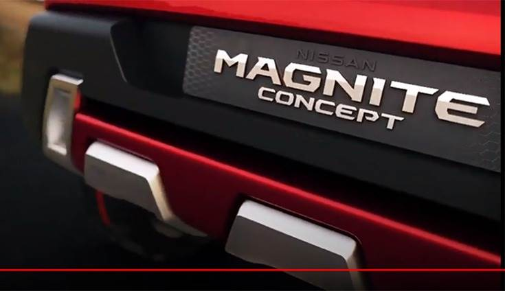 The Magnite began life as a Datsun project, but will finally make production badged as a Nissan. C