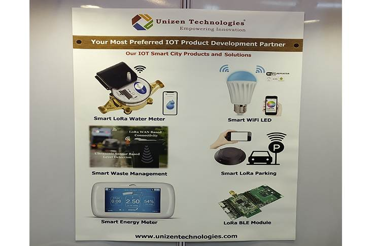 Unizen Technologies and their profile of IoT products using Arm