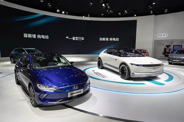 Hyundai, like most global OEMs, are going pedal to the wheel in the China market with an expansive range of cars.