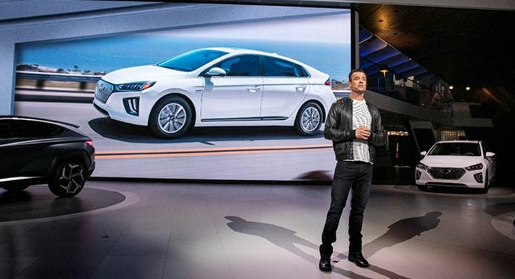 Revised Ioniq now getsa higher driving range of 170 miles (272km) compared to the 124 miles (198km) earlier and increased battery capacity along with charging speed.