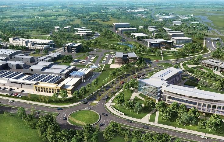 REE's new Engineering Center at MIRA Technology Park in the UK is expected to create approximately 200 highly skilled jobs in the next few years.