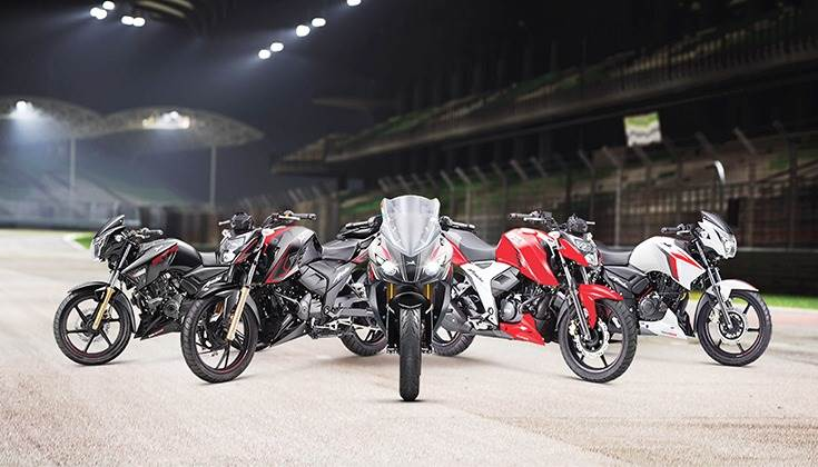Fifteen years after it first rolled out, the race track-derived TVS Apache series has zipped past the four million sales milestone. Check out the detailed feature story.