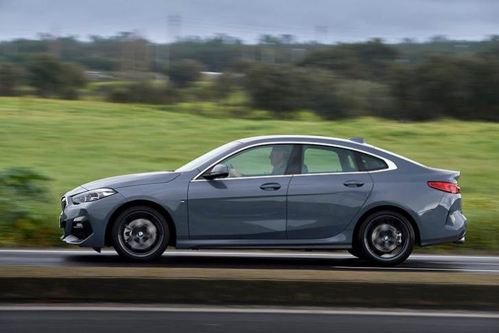 Four-door 2 Series launched in 220d diesel guise; petrol-powered 220i to follow later.