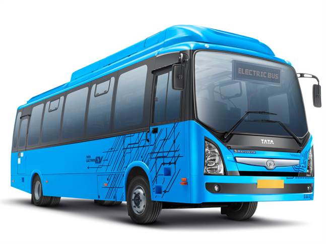 Tata Motors will supply the Urban 9/9 Electric bus, which will run in Ahmedabad's BRTS corridor.