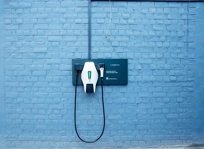 Ather Energy has partnered with Park+ to set up EV charging locations in Mumbai.