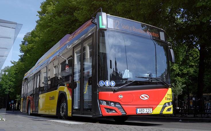 The order includes 40 Solaris Urbino 12 CNG buses which have capacity for 90 passengers.