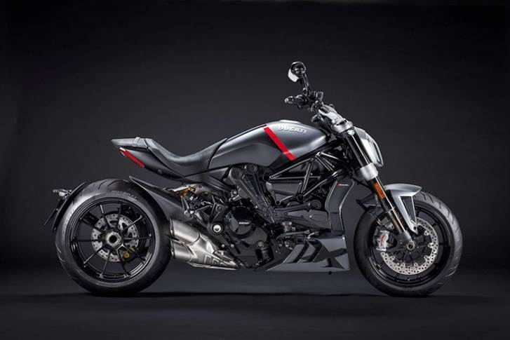 The Ducati XDiavel Black Star costs Rs 22.60 lakh (ex-showroom, India).