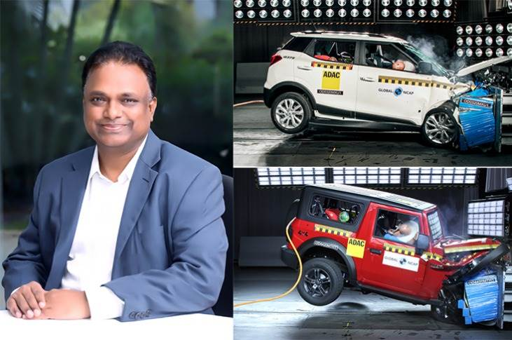 """Mahindra & Mahindra's R Velusamy: """"In light of the recent multiplicity of new regulations (safety and emissions) which are throwing challenges of meeting multi-dimensional requirements such as more features, fuel efficiency, safety and comfort, simulation is the only way the automotive industry can meet these new demands."""""""