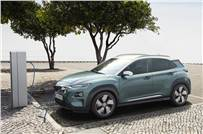 The Hyundai Kona Electric earned five stars, achieving top marks for clean air, energy efficiency and greenhouse gas emissions.