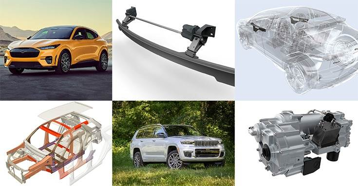 The 2021 Altair Enlighten Awards recognise the automotive industry's most impressive sustainable engineering initiatives, focusing on lightweighting and the use of innovative materials, technologies, and techniques to cut CO2 emissions.