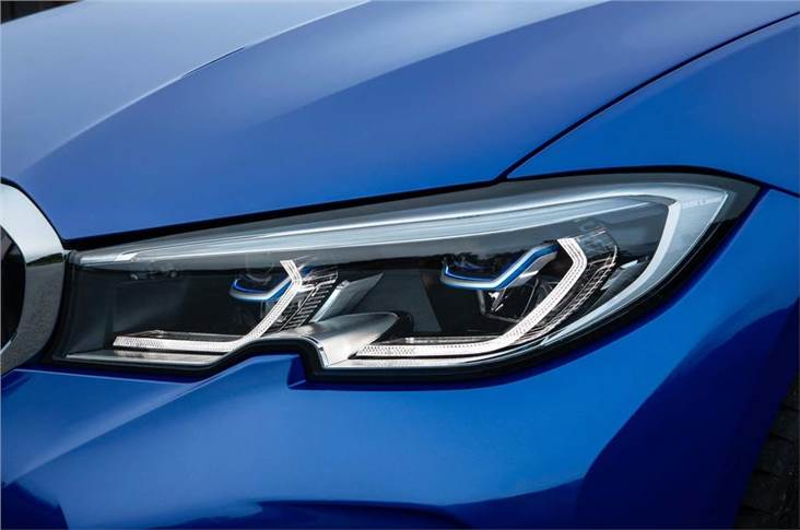 LED headlights are standard on the base model and the plusher-looking interior has three-zone air-con