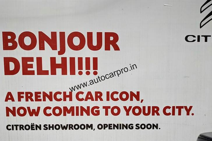 Citroen India plans to begin retail operations with an initial set of 10-15 outlets in strategic locations across India.