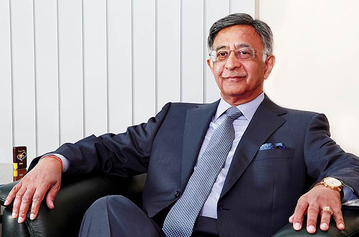 """Baba Kalyani: """"I think we are pretty much well placed. But we will see once the system gets back to work."""""""