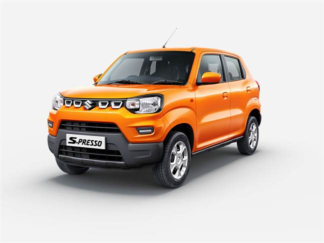 The Maruti S-Presso is meant to be an SUV-like offering for the entry level buyer. Over to the car buyer now.