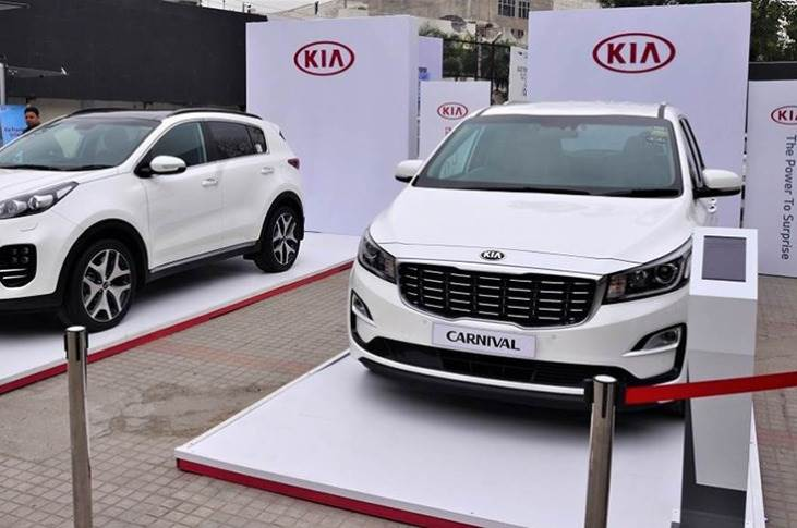 The Carnival MPV, which sold 400 units in October, has cumulatively sold 4,559 units since its launch in February 2020.