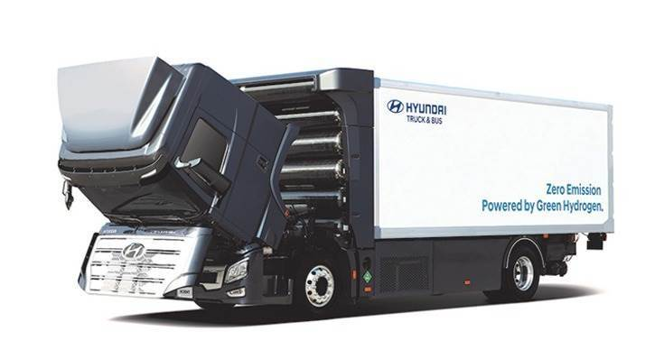 Today's delivery of Xcient to customers in Switzerland marks the official entry of Hyundai's commercial vehicles in Europe, even as it looks to expand into the North American and Chinese commercial markets.