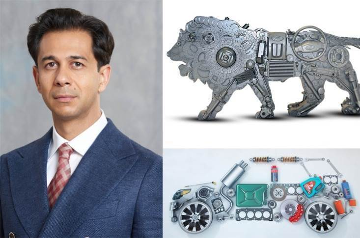 """Deepak Jain: """"Challenges in availability of semiconductors, escalating prices as also availability of raw materials, logistics issues including non-availability and high prices of containers, among others, continue to hinder a smooth recovery."""""""